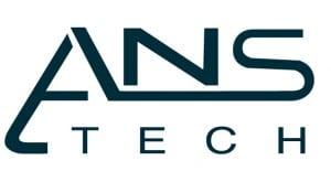 ANS Tech logo איי אן אס טק לוגו