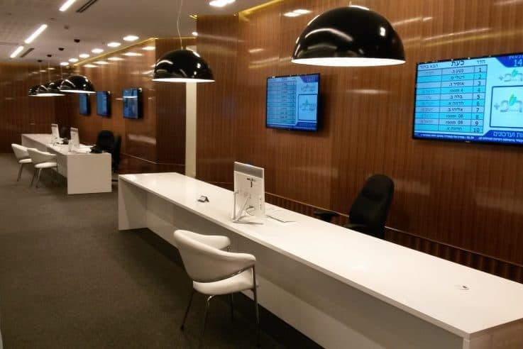 מרכזים רפואיים - ניהול תורים בית רופאים רשימת ממתינים לחדרי המתנה מרכזיים